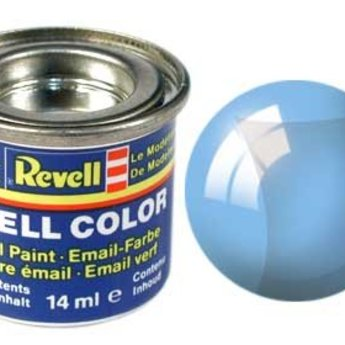 Revell Email Farbe: 752, Blau (transparent)