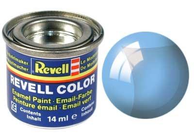 Revell Email Farbe: 752, Blau (transparent)