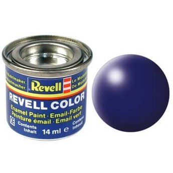 Revell Email color: 350, Lufthansa blue (satin)