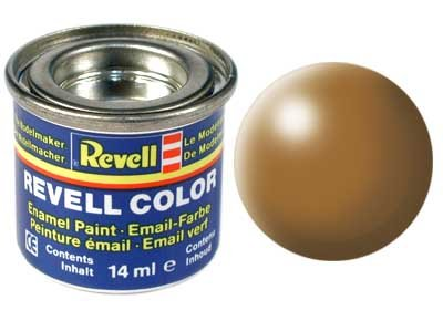 Revell Email color: 381 Brown (satin)