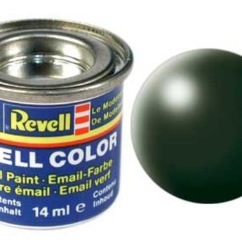 Revell Email color: 363, Donker groen (zijdemat)