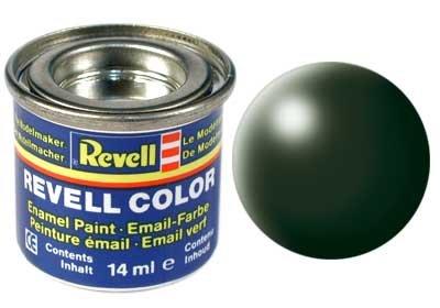 Revell Email color: 363 Dark green (satin)