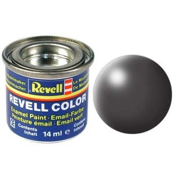 Revell Email color: 378, Donker grijs (zijdemat)