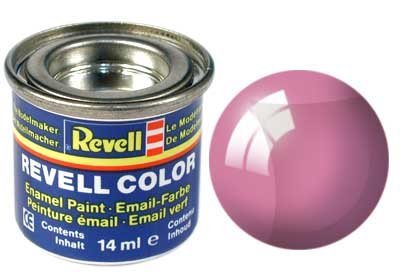 Revell Email Farbe: 731, Red (transparent)