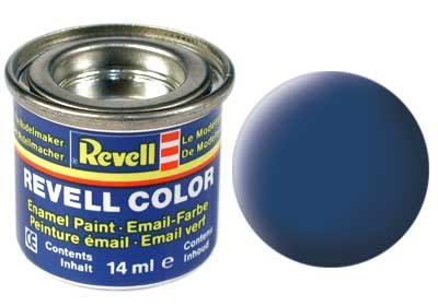 Revell Email color: 056, Blue (mat)