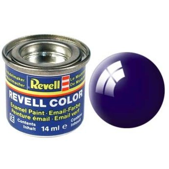 Revell Email color: 054, Night Blue (glossy)