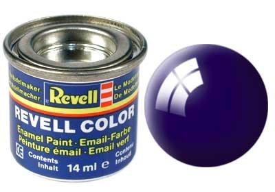 Revell Email Farbe: 054, Night Blue (glänzend)
