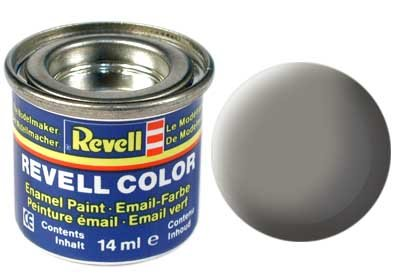 Revell Email color: 075, Stone Grey (mat)