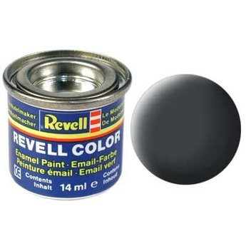 Revell Email color: 077, Stofgrijs (mat)