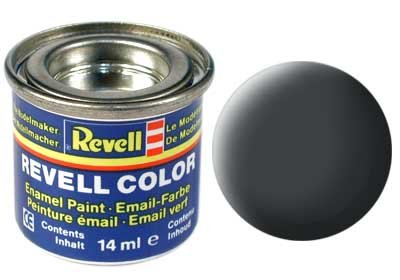 Revell Email color: 077, Dust Grey (mat)