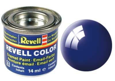 Revell Email color: 051, Ultra marine blauw (glanzend)