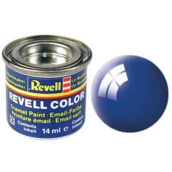 Revell Email color: 052, Blue (glossy)