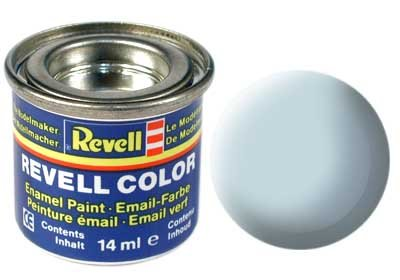 Revell Email color: 049, Lichtblauw (mat)