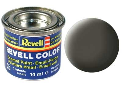 Revell Email color: 067, Groen-grijs (mat)