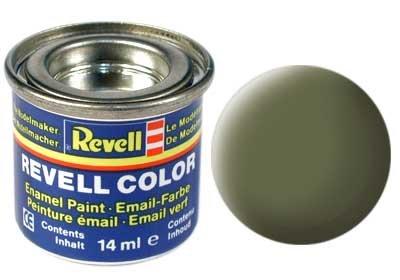 Revell Email Farbe: 068, dunkelgrün (matt) RAF