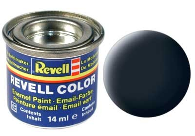 Revell Email color: 078, Tank Grey (mat)