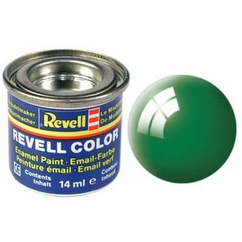Revell Email Farbe: 061, Smaragdgrün (glänzend)