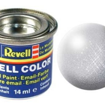 Revell Email color: 090, Zilver (metallic)
