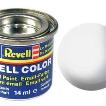 Revell Email Farbe: 301, Weiß (satin)