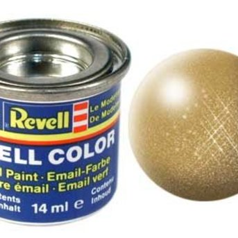 Revell Email color: 094, Gold (metallic)