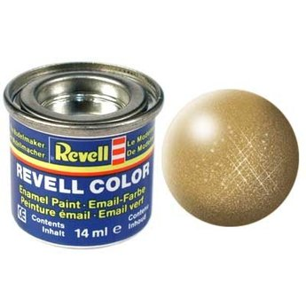 Revell Email color: 094, Goud (metallic)