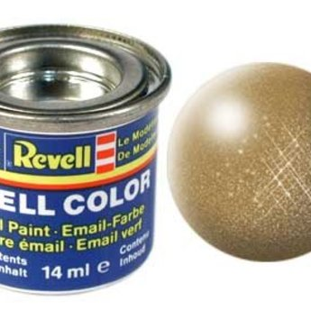 Revell Email color: 092, Brass (metallic)