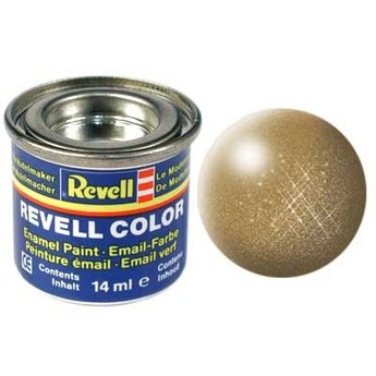 Revell Email color: 092, Messing (metallic)