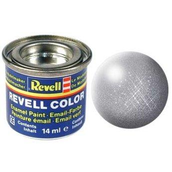 Revell Email Farbe: 091, Eisen (metallic)