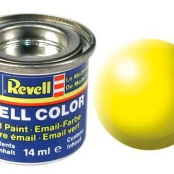 Revell Email color: 312, bright yellow (satin)