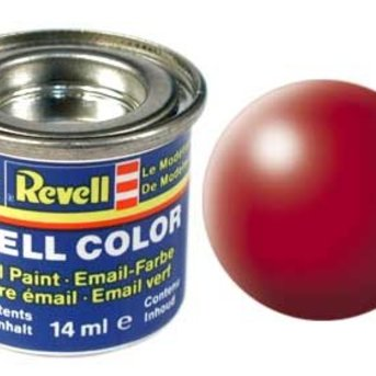 Revell Email Farbe: 330, Fire Red (satin)