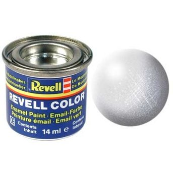 Revell Email color: 099, Aluminium (metallic)