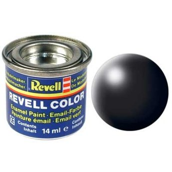 Revell Email color: 302, Black (satin)