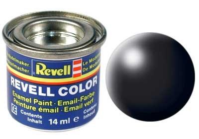 Revell Email color: 302, Zwart (zijdemat)