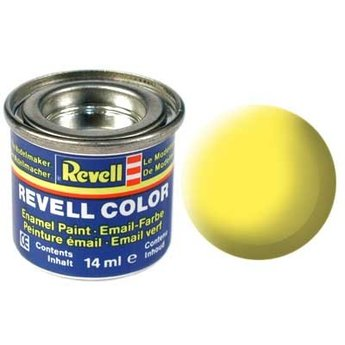 Revell Email color: 015, Yellow (mat)