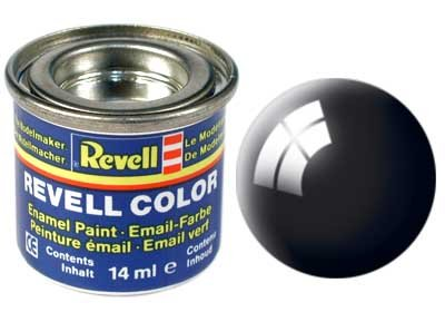 Revell Email color: 007, Black (glossy)
