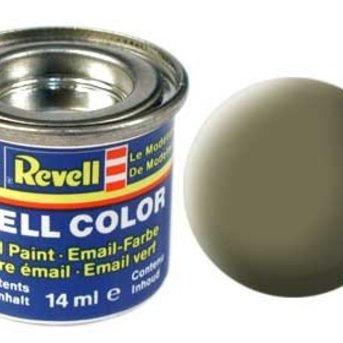 Revell Email color: 045, Licht olijf (mat)