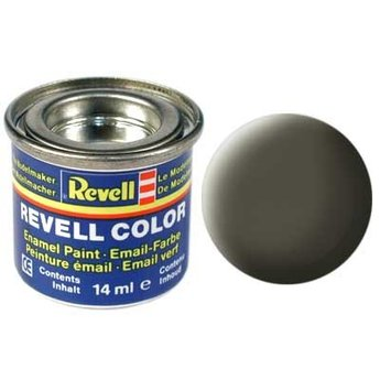 Revell Email color: 046, Nato Olive (mat)