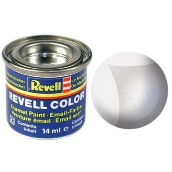 Revell Email color: 002, Kleurloos (mat)