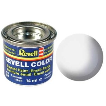Revell Email color: 004, White (glossy)