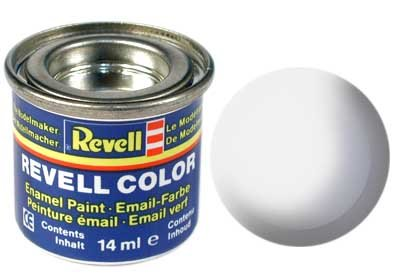 Revell Email color: 004, Wit (glanzend)
