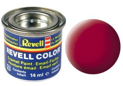 Revell Email color: 036, Crimson (mat)