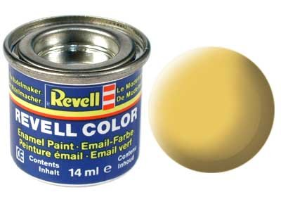 Revell Email color: 017 Africa brown (matte)