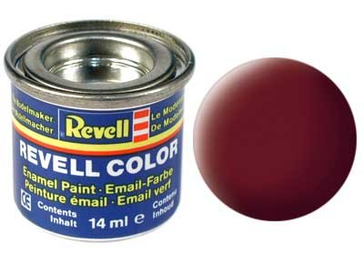 Revell Email Farbe: 037, Dachziegel-red (mat)
