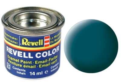 Revell Email color: 048, Zeegroen (mat)