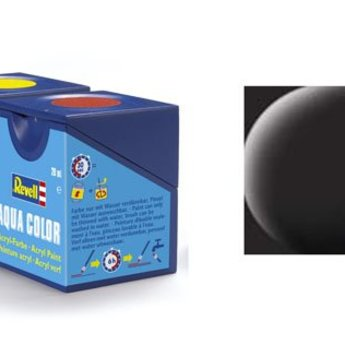 Revell Aqua Color: 006 Phone Black (matte)