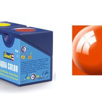 Revell Aqua Color 030, Orange (gloss)