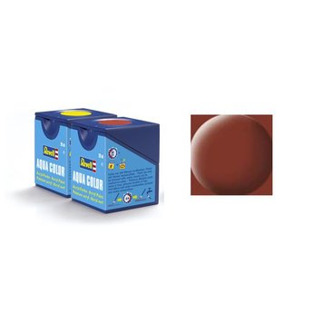 Revell Aqua Color : 037, Terracotta (mat)