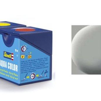 Revell Aqua Color : 043, Medium-grey (mat)