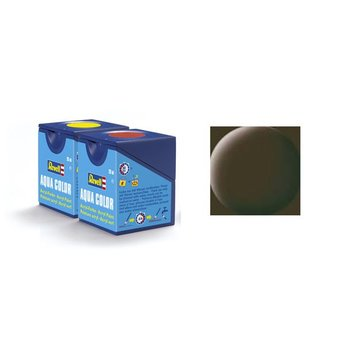 Revell Aqua Color : 046, Navo-olijf (mat)