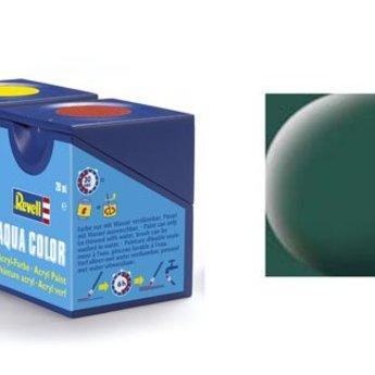 Revell Aqua Color : 048, Zeegroen (mat)